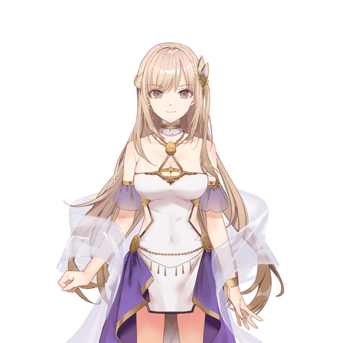 女神ウヌバス