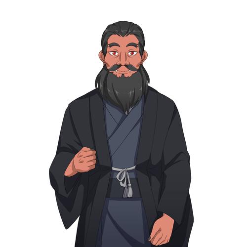 隣の神社の神様 スケベ神様