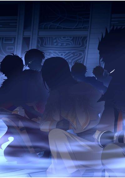 愛天使世紀 ウェディング・アップル_no.23悪神たちが並ぶ