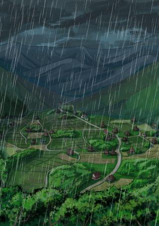 かかし村の恐ろしい秘密
